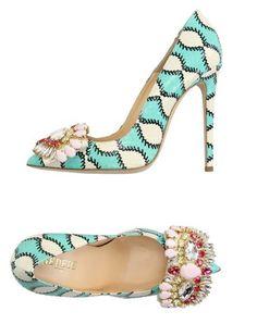 In love with these embellished Gedebe designer heels  Shhbysadie.com