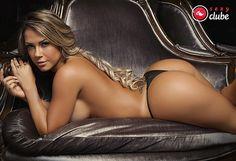 Revista ''Sexy'' de Brasil publica nueva edición con la espectacular Gil Jung desnudita en Portada (+Fotos y vídeo making of)