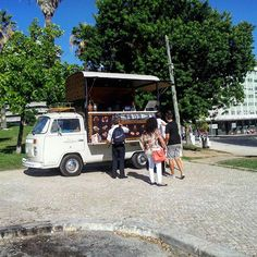 Tasca Itinerante @ Parque Eduardo VII, Lisbon #streetvendors #mystreetvendors