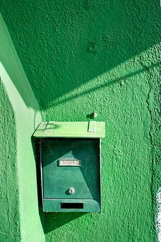 Green Mail by jimj0will  https://www.pinterest.com/ldseacord/   …lovin' this pin