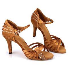 Ballroom Dance Shoes, Dancing Shoes, Bachata Dance, Salsa Dancing, Street Style Women, Street Styles, Camilla, Pu Leather, Sandals