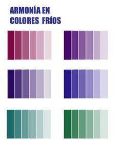 Armonia de colores (1) Hue Color, Colour Pallete, Colour Schemes, Colours, Color Mixing Chart, Color Palette Challenge, Color Harmony, Aesthetic Design, Prismacolor
