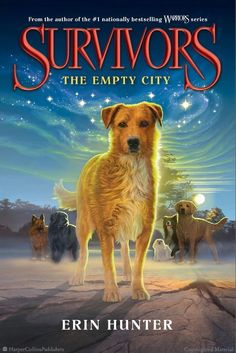 Survivors #1: The Empty City by Erin Hunter. I wanna start this series sometime.