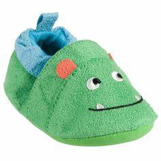 Carter's Infant Monster Face Slippers