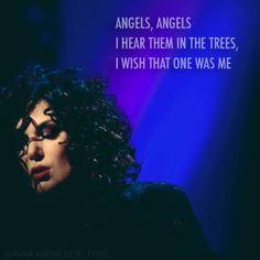 #Angels #AnnWilson #StrangeEuphoria