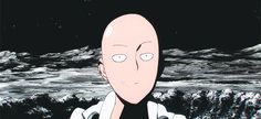 Moon/Saitama/One Punch Man Psycho 100, Mob Psycho, One Punch Man Funny, Saitama One Punch Man, Man Art, Anime One, Art Memes, Meme Faces, Surfboard