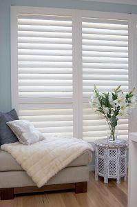 Full height shutters for sitting room windows
