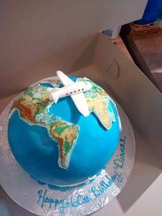 Creative Ideas, Globe, Nice, Balloon