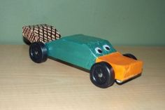 Perry the Platypus and Monster Bug cars