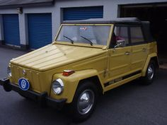 Volkswagen : Thing Type 181