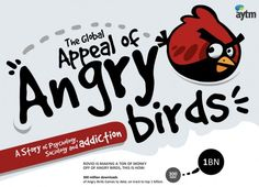The Psychological Appeal of Angry Birds [Infographic]