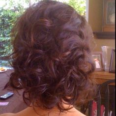 Don't want my hair to end up looking like this - loose curls