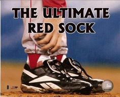 """Boston Red Sox - 2004 World Series Curt Schilling """"The Ultimate Red Boston Bruins, Boston Red Sox, Red Sox Baseball, Boston Baseball, Baseball Cards, Robert Griffin Iii, Red Sox Nation, Boston Strong, Boston Sports"""