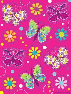 Mooie vlinder folie stickers. www.creakelder.nl