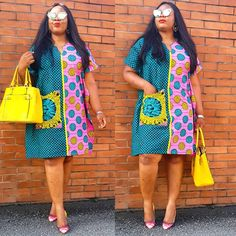 Latest Ankara Fashion Styles - Neyeka Fashion Ankara outfits for women. African prints styles for young beautiful ladies & curvy girls African Fashion Ankara, Latest African Fashion Dresses, African Print Fashion, African Wear, Nigerian Fashion, African Prints, Trendy Ankara Styles, Ankara Gown Styles, African Inspired Clothing
