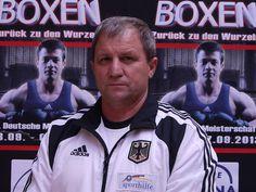 "Bundestrainer Michael Gratschow: ""Mich fasziniert am Boxen besonders das 1 gegen 1."""