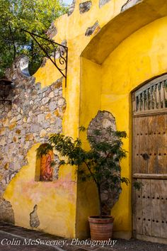 San Miguel de Allende, Mexico, Colin McSweeney, photo