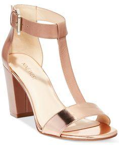 Nine West Brannah Dress Sandals - Sandals - Shoes - Macy's