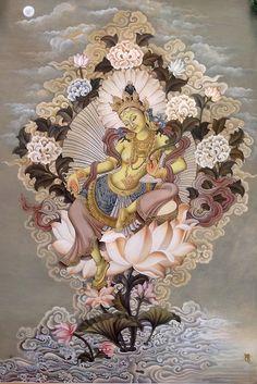 Newari painting, Nepal