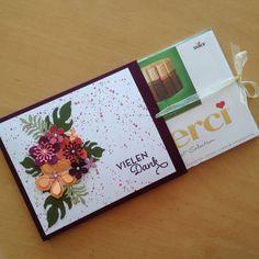 Kreative Engelmama, Schokoladenaufzug, Merci Verpackung, Pflanzen-Potpourri, Gorgeous Grunge, InColor 2016/2017