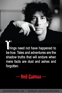 Writing inspiration from Neil Gaiman, a great storyteller. Writing Advice, Writing A Book, Writing Prompts, King Quotes, Writer Quotes, Great Quotes, Inspirational Quotes, Motivational Sayings, Neil Gaiman Quotes