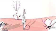 La vie en rose... #Aquilaes #bijoux #bapteme #collection #bracelet #or #diamants #rose #bebe #fille #prénom #gravure #personnalisable #fabrication #francaise #joie #love #gift #beautiful #baby #cadeau #amour #family