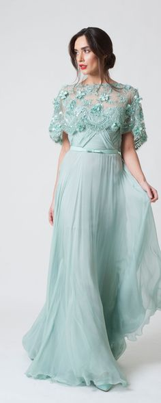 Abed Mahfouz Spring-summer 2015 - Couture - http://www.orientpalms.com/abed-mahfouz-5575