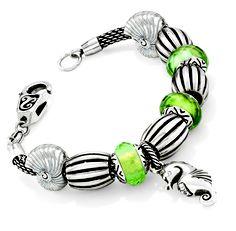 Seahorse Charm Bracelet