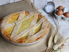 Ricetta per Pastiera napoletana con crema pasticcera