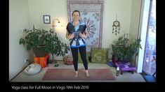 It's time to detox your intestines! This yoga class detoxes your intestines! Virgo rules the intestines, and this Full moon in Virgo is ex. Free Yoga Classes, Virgo Moon, Deep Relaxation, Self Empowerment, Online Yoga, Loving Your Body, Love And Light, Asana, Full Moon