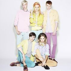 uniqlo: shades of 80s benetton | The Dedicated Follower of Fashion