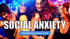 Overcome Social Anxiety (Social Phobia) Fast - Subliminal
