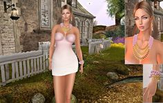 LISANA'S MODEL LIFE: Perch, !Indulge Temptation!, Designer Circle150.