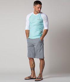 Hurley Phantom Vertigo Walkshort - Men's Shorts | Buckle