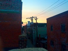 Rooftop sunset jacksonward