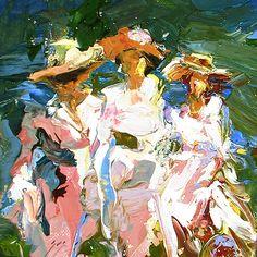 Edward Henry Potthast-Contemporary Impressionism