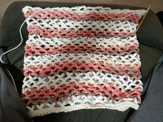@Teresa Wills-Smith WIP for the Market Bag Crochet Pin-along #joannCPAL
