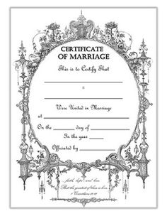 Blank marriage certificate template for microsoft word keepsake marriage certificate template free download yadclub Gallery