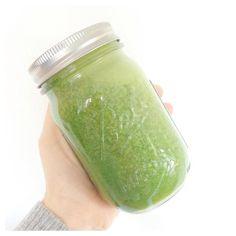 Hulken – grön juice