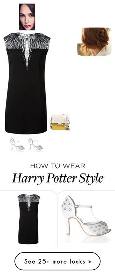 """Sem título #42"" by ladysnowarlekina on Polyvore featuring County Of Milan and Marni Harry Potter Style, Harry Potter Characters, Flirting With Your Husband, Your Wife, Night Looks, Marni, Milan, Polyvore, How To Wear"