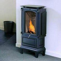 Hampton H27 gas stove for tiny house! Propane heat | Tiny ...