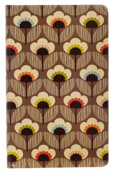 If Poppy Meadow by Orla Kiely came in a wallpaper I would wallpaper not only my house but my car and family.