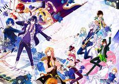 Tags: Anime, Stells, Uta no☆prince-sama♪, Tsukimiya Ringo, Kotobuki Reiji, Ichinose Tokiya, Kurosaki Ranmaru