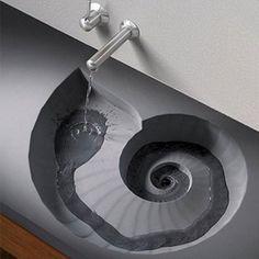 Modern Glass Vessel Sink