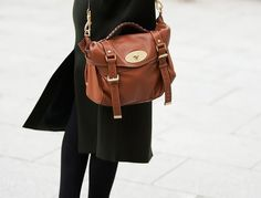 Nothing better than a leather bag