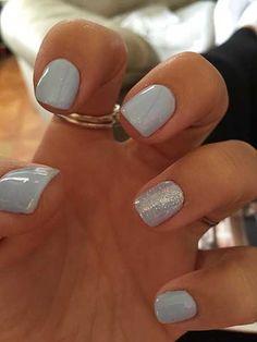 Nails, blue shellac nails, cnd shellac colors winter, shellac pedicure, w. Blue Shellac Nails, Shellac Pedicure, Gray Nails, Acrylic Nails, Pedicures, Chellac Nails, Cnd Shellac Colors Winter, Glitter Pedicure, Blue Toe Nails
