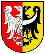 Wappen der Stadt Breslau (zwischen 1948 und 1990)