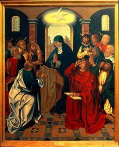 Pentecostes, por Francisco Henriques.