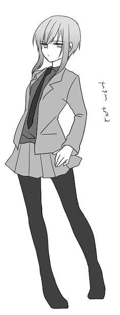 Kuroko no Basket (黒子のバスケ) - Fem!Chihiro Mayuzumi (黛 千尋) -「黒バス性転換まとめ」/「藻ずく」の漫画 [pixiv]
