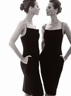 Christy Turlington by Alexi Lubomirski for Harper's Bazaar UK January 2014